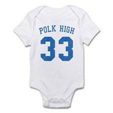 Polk High 33 Infant Bodysuit
