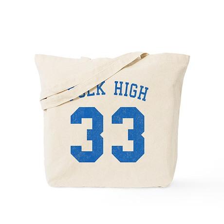 Polk High 33 Tote Bag