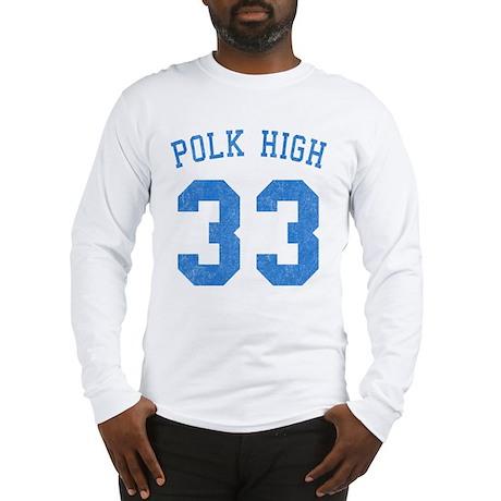 Polk High 33 Long Sleeve T-Shirt