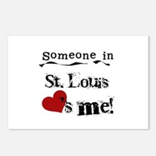St. Louis Loves Me Postcards (Package of 8)