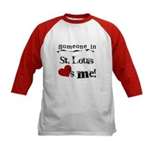 St. Louis Loves Me Tee