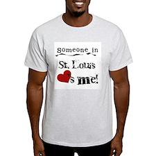 St. Louis Loves Me T-Shirt