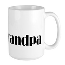 New Grandpa Coffee Mug 15oz