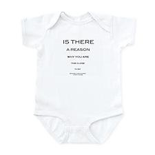 SPIT UP/EYE CHART Infant Bodysuit