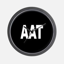 AAT Wall Clock