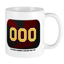 Victor Zero Mug
