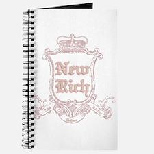 Juicy New Rich Journal