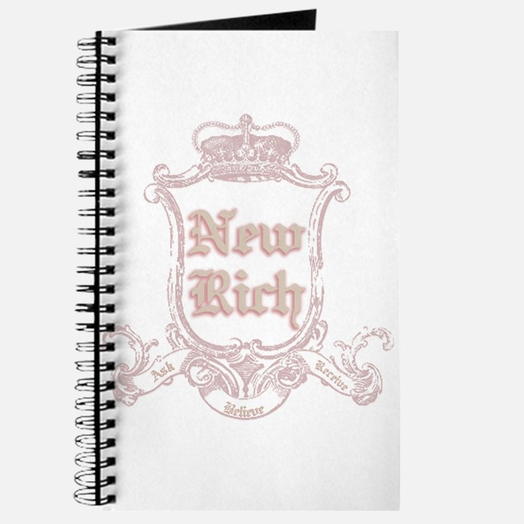 Juicy New Rich Journal