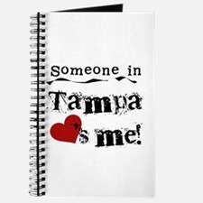 Tampa Loves Me Journal