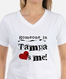 Tampa Loves Me Shirt