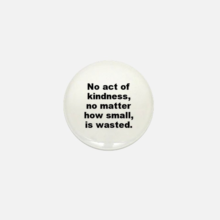 Cute Quotes Mini Button