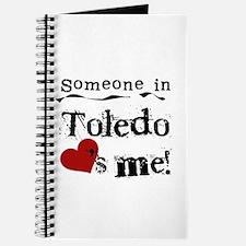 Toledo Loves Me Journal