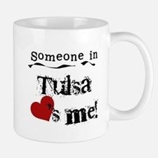Tulsa Loves Me Mug