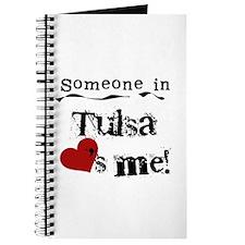 Tulsa Loves Me Journal