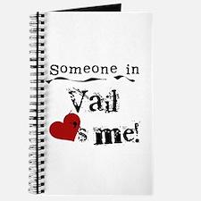 Vail Loves Me Journal