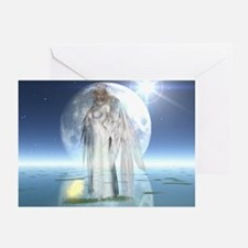 Moon Angel Greeting Cards (Pk of 10)