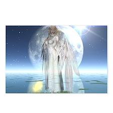 Moon Angel Postcards (Package of 8)