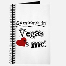 Vegas Loves Me Journal