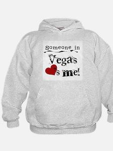 Vegas Loves Me Hoodie