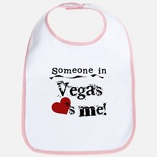 Vegas Loves Me Bib