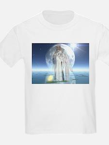 Moon Angel Kids T-Shirt