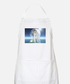 Moon Angel BBQ Apron