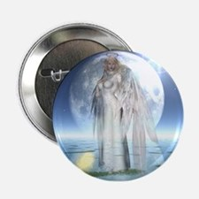 Moon Angel Button