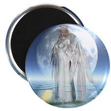 Moon Angel Magnet