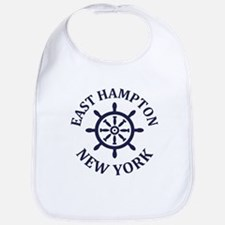 Summer East Hampton- New York Baby Bib