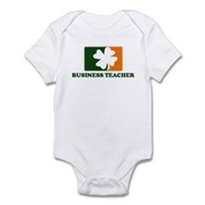 Irish BUSINESS TEACHER Infant Bodysuit