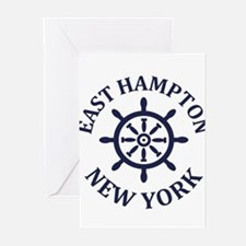 Summer East Hampton- New York Greeting Cards