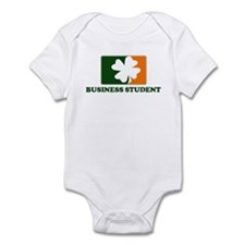 Irish BUSINESS STUDENT Infant Bodysuit