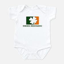 Irish DIESEL MECHANIC Infant Bodysuit