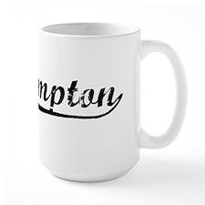 Vintage Southampton (Black) Mug