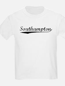 Vintage Southampton (Black) T-Shirt