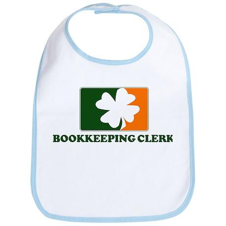 Irish BOOKKEEPING CLERK Bib
