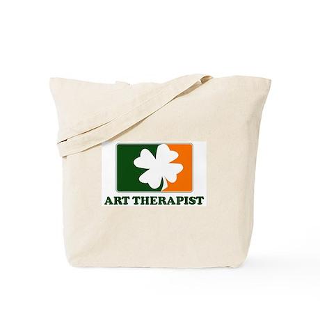 Irish ART THERAPIST Tote Bag