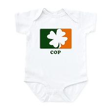 Irish COP Infant Bodysuit