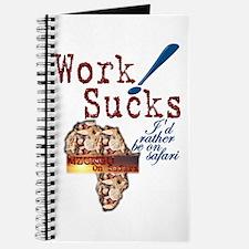 Work Sucks - Journal