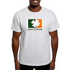 Irish COPY EDITOR T-Shirt