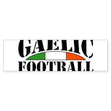 Gaelic Football Bumper Bumper Sticker