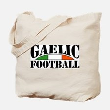 Gaelic Football Tote Bag