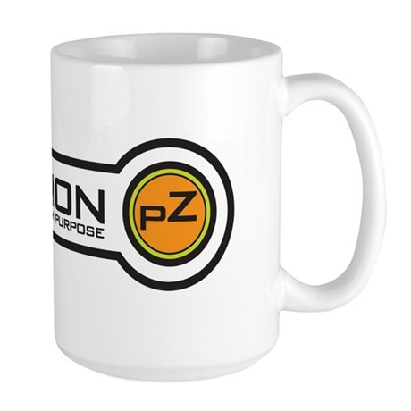 pzLogoLarge Mugs