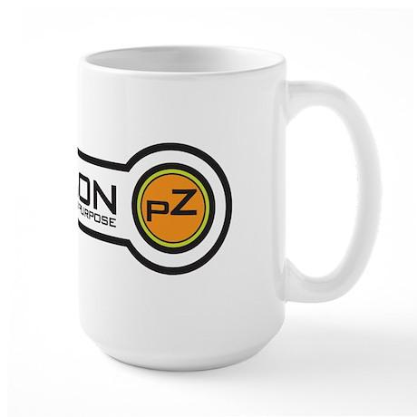 pzLogoLarge Mugs