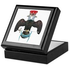 Masons 32 Keepsake Box