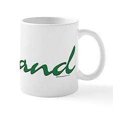 Ireland Script Mug