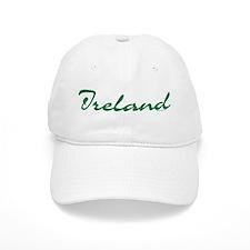 Ireland Script Baseball Cap