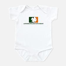 Irish ANTHROPOLOGY STUDENT Infant Bodysuit