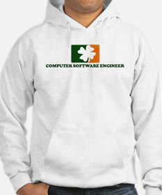 Irish COMPUTER SOFTWARE ENGIN Hoodie