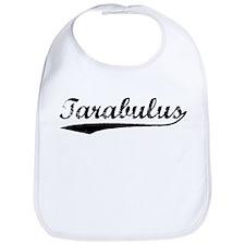 Vintage Tarabulus (Black) Bib